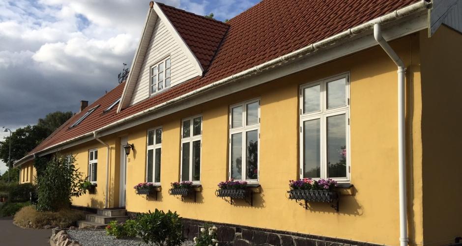 Kyse Gamle Købmandsgård